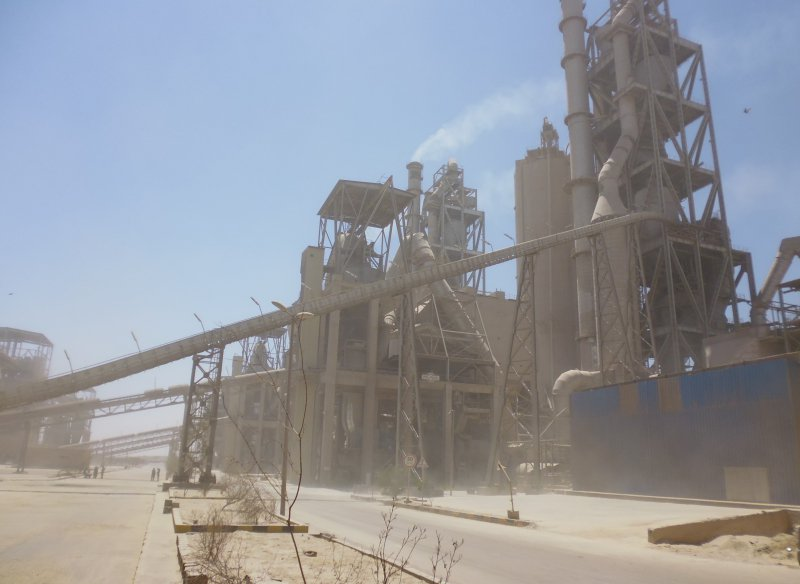 World S Largest Cement Plant : Schenck process s r o